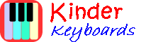 Kinder-keyboards.de Logo