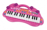 Simba 106830692 - My Music World Girls Keyboard 39cm -