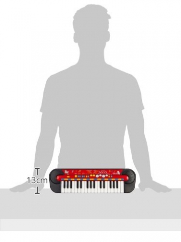 Simba 106833149 - My Music World Keyboard 45x13cm -