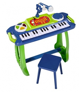 Simba 106838886 - My Music World Standkeyboard 50cm -
