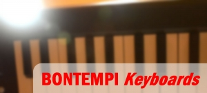 Bontempi Keyboards