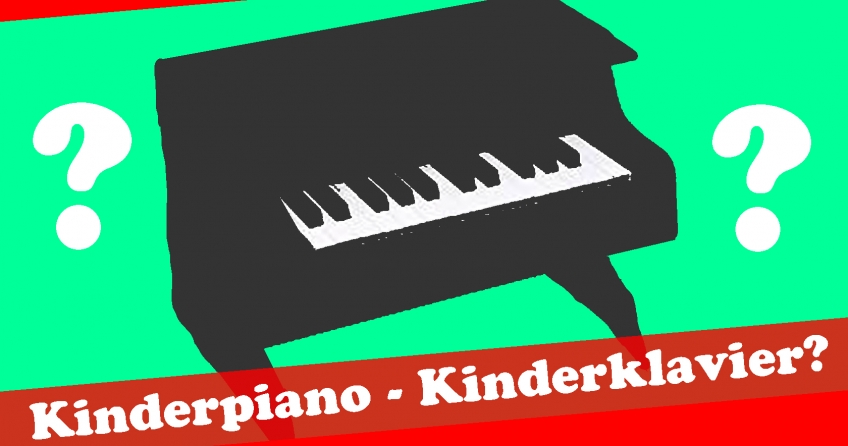 Kinderpiano (Toy Piano)