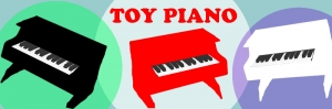 Kinder Klavier - Toy Piano